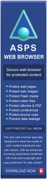 Most secure web browser and site security