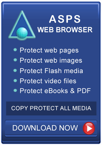 ArtistScope Web Reader is the most secure web browser for protcted web content