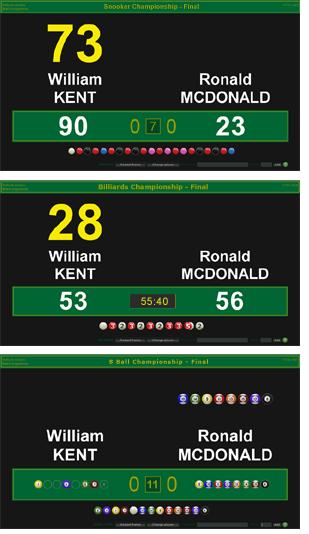 BallStream Live Scoreboard Control 1.1