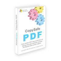 Copy protect PDF documents from screen capture
