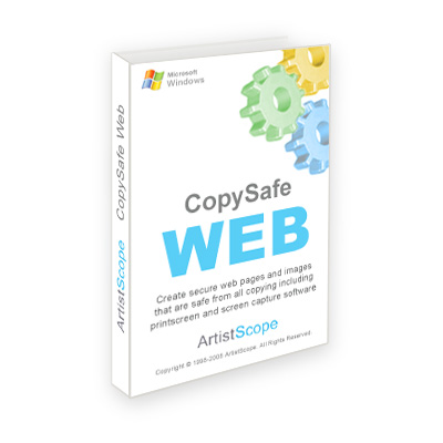 The most secure copy protection solution for web pages imaginable.